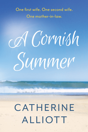 A Cornish Summer - Catherine Alliott Featured Book Image