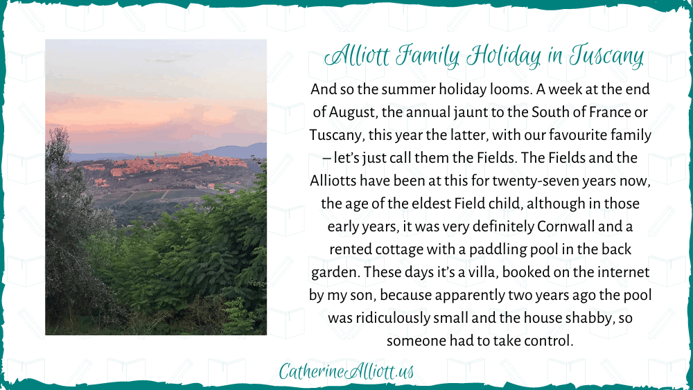 Alliott Family Holiday – Tuscany