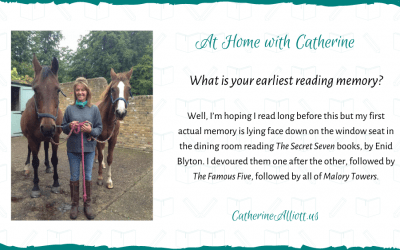 At Home with Catherine