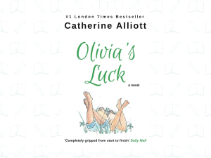 Olivia's Luck – Catherine Alliott